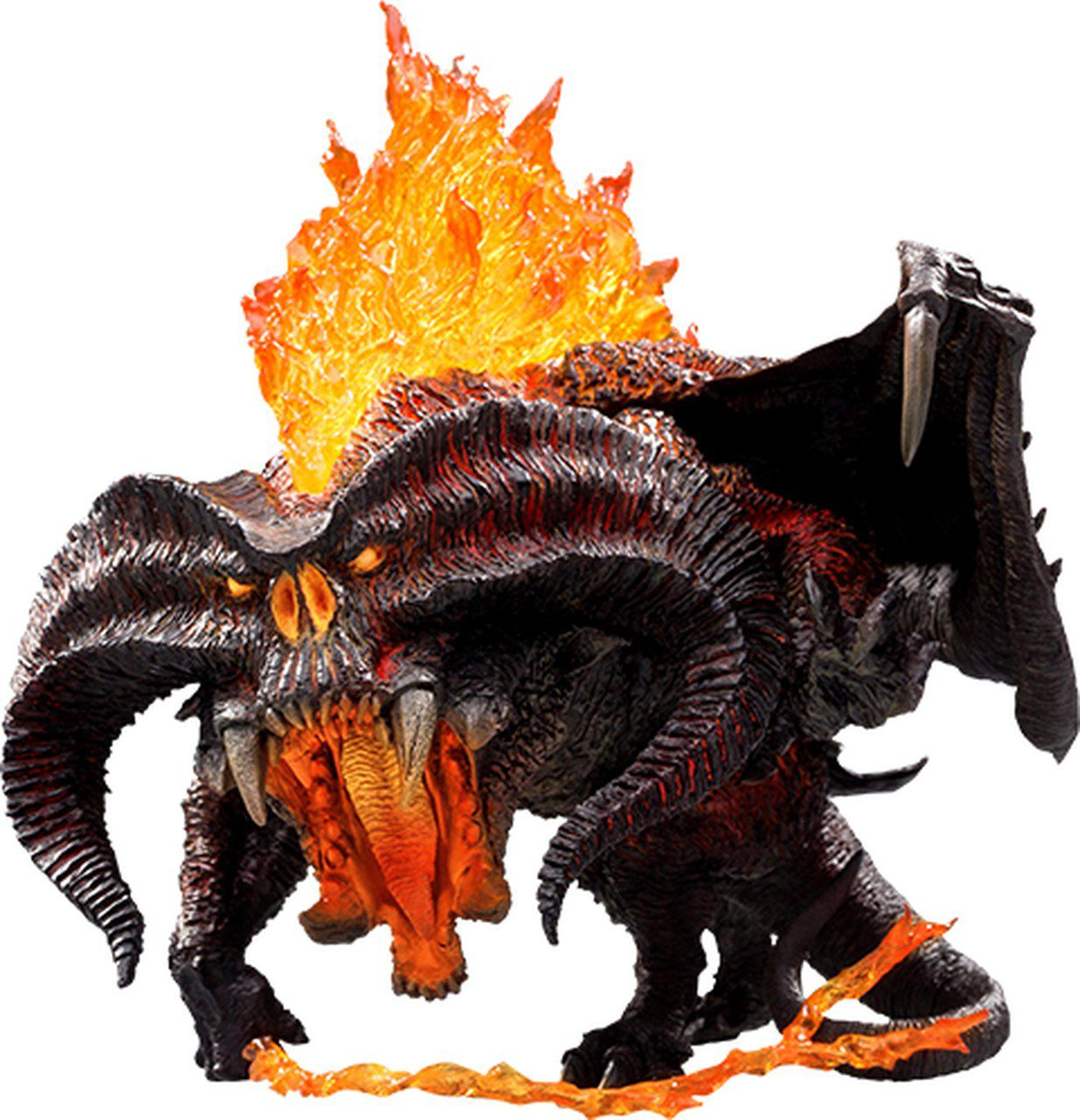 Action Figure Balrog: O Senhor dos Anéis (The Lord of the Rings) Defo-Real Series - Star Ace