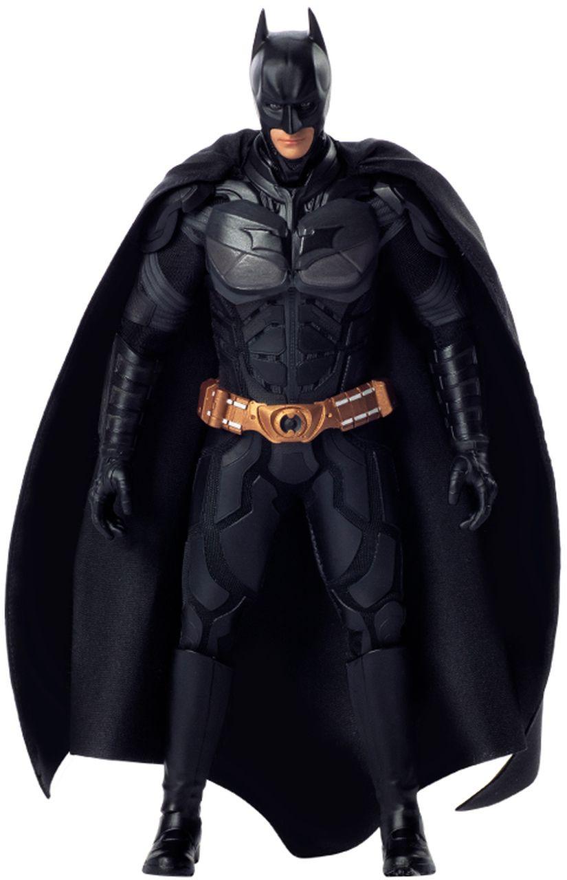 PRÉ VENDA: Action Figure Batman: Batman: O Cavaleiro das Trevas (The Dark Knight) DX Edition (Escala 1/12) DC Comics -  Soap Studio