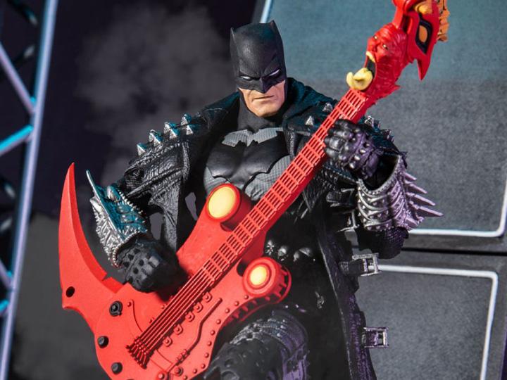 PRÉ VENDA: Action Figure Batman Dark Night Death Metal:DC Comics Multiverse (Collect Build: Dark Father) - McFarlene Toys