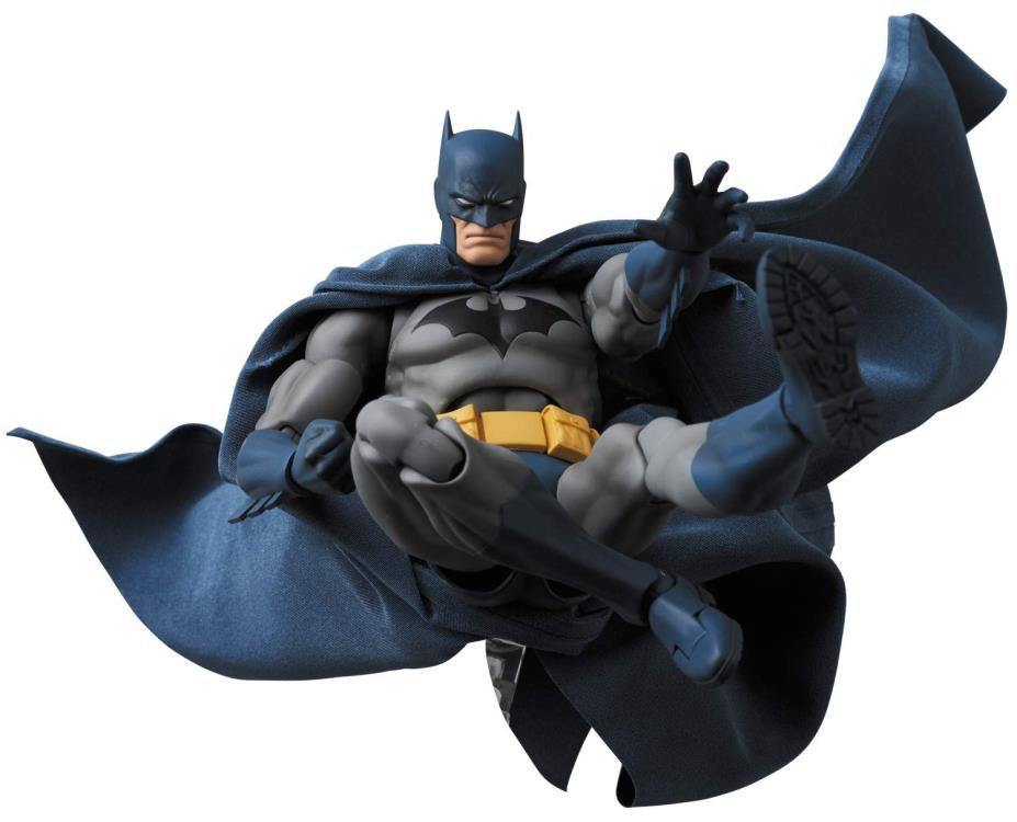 PRÉ VENDA: Action Figure Batman: Hush MAFEX No.105 (Escala 1/12) - Medicom