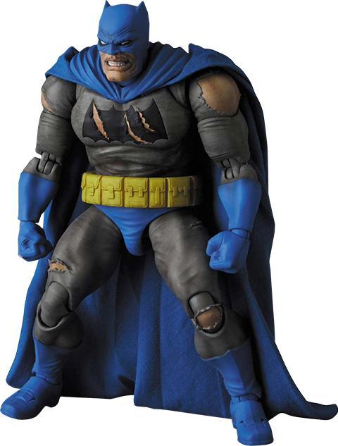 PRÉ VENDA: Action Figure Batman (Mafex): Batman The Dark Knight Triumphant (Boneco Colecionável) No119 - Medicom