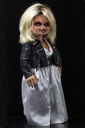 PRÉ VENDA: Action Figure Tiffany: Noiva De Chucky Bride of Chucky Life-Size Tiffany Replica - Neca
