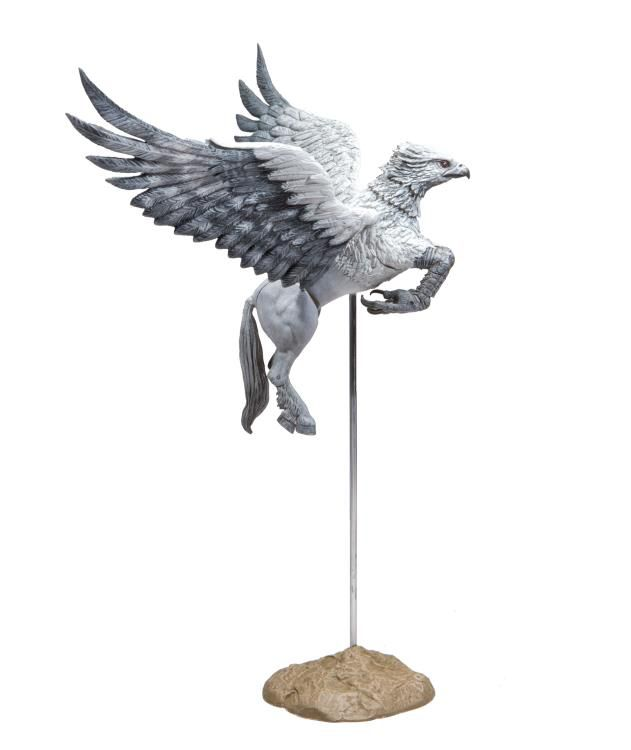 PRÉ VENDA Action Figure Buckbeak: Harry Potter e o Prisioneiro de Azkaban (Harry Potter and the Prisoner of Azkaban) Versão Deluxe (Boneco Colecionável) - Mcfarlane Toys