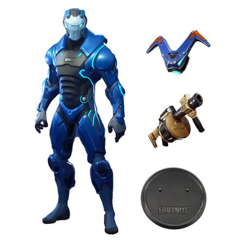 "Action Figure Carbide 7"": Fortnite - Boneco Colecionável - Mcfarlane Toys"