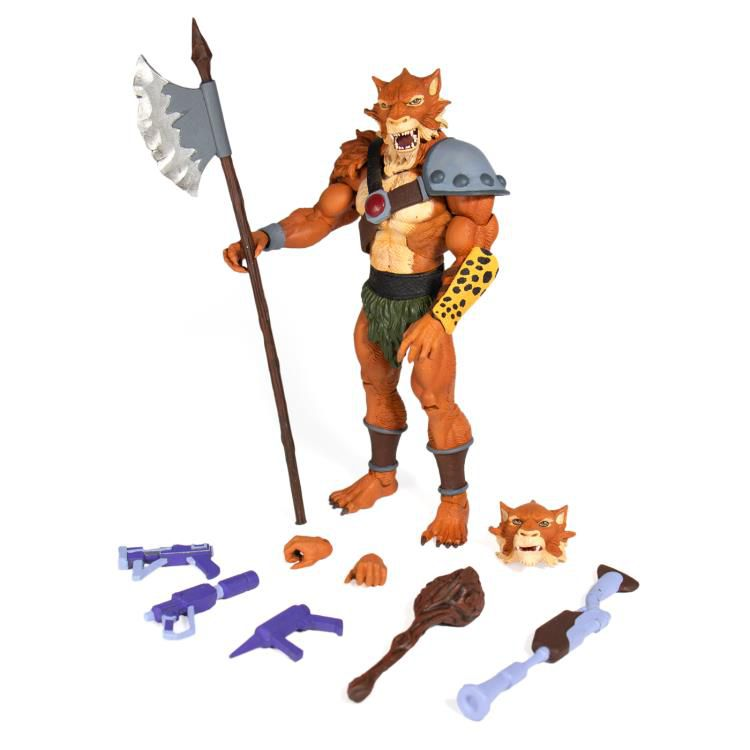 PRÉ VENDA: Action Figure Chacal (Jackalman) Ultimate: Thundercats (Boneco Colecionável) - Super7