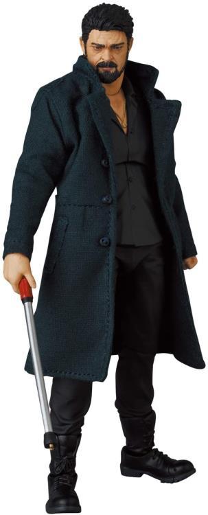 PRÉ VENDA: Action Figure Colecionável Billy Butcher: The Boys MAFEX No.154 - Medicom Toy