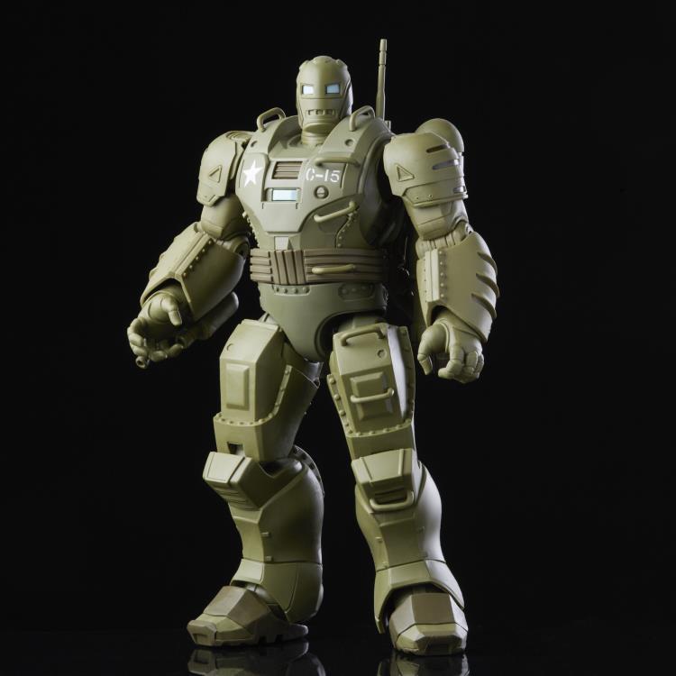 PRÉ VENDA: Action Figure Colecionável Hydra Stomper: What If...? Marvel Legends Serie Deluxe - Hasbro