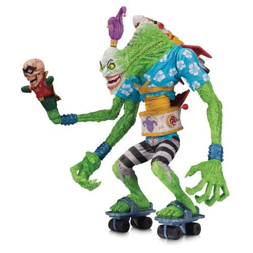 Action Figure Coringa (Joker): DC Artists Alley - James Groman (Limited Edition) Boneco Colecionável - DC Collectibles