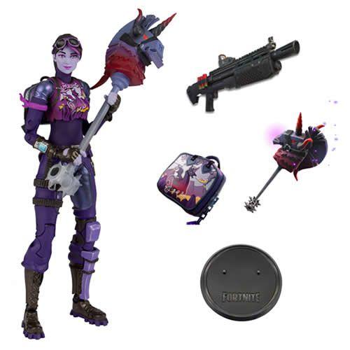 Action Figure Dark Bomber 7