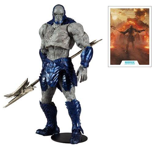 PRÉ VENDA: Action Figure Darkside Liga da Justiça de Zack Snyder  DC Comics Multiverse - McFarlene Toys