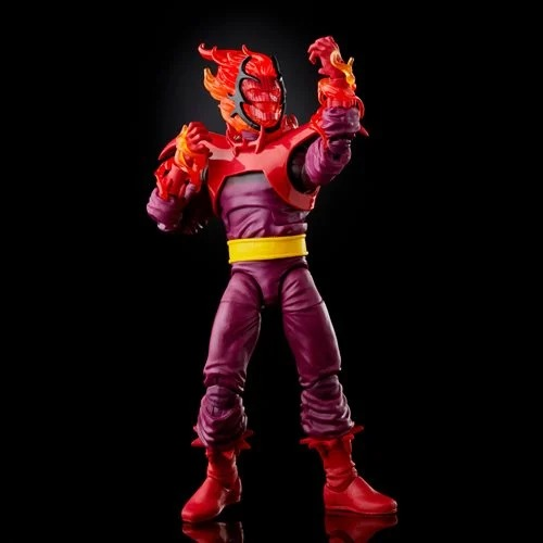 PRÉ VENDA: Action Figure Dormammu Super Villains Super Vilões Biuld A Figure Xemnu Marvel Legends Series - Hasbro