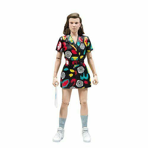 """PRÉ VENDA Action Figure Eleven 7"""": Stranger Things - Boneco Colecionável - Mcfarlane Toys"""