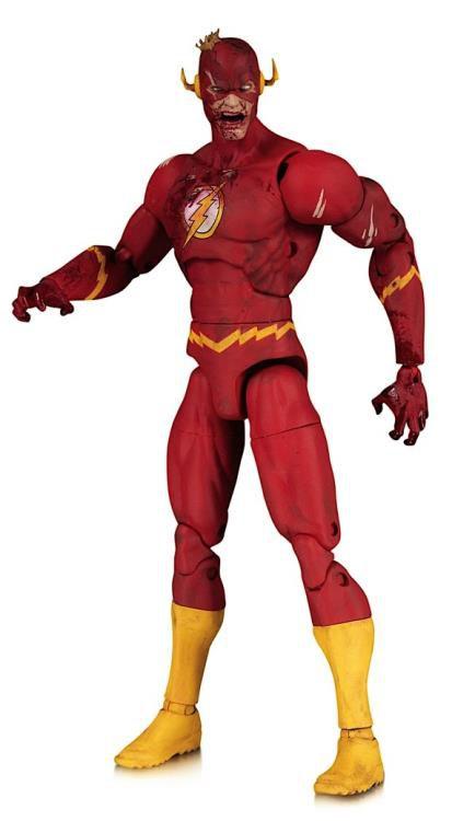 PRÉ VENDA: Action Figure Flash (DCeased) 7