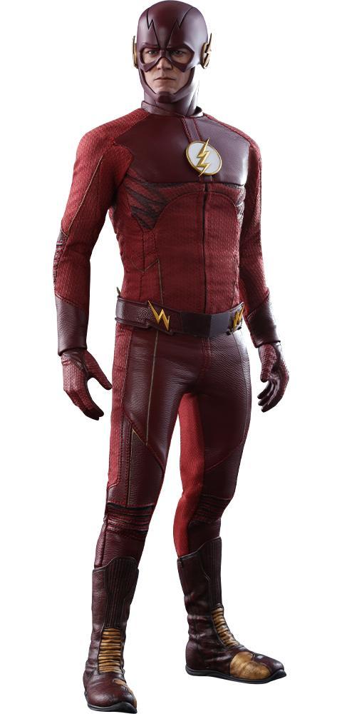 PRÉ VENDA: Action Figure Flash: The Flash (Boneco Colecioável) TMS009 (Escala 1/6) - Hot Toys