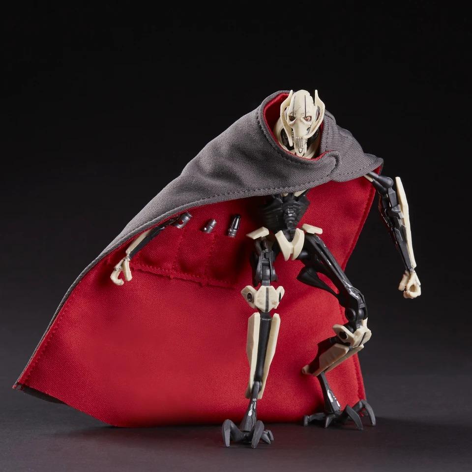 PRÉ VENDA: Action Figure General Grievous Star Wars A Vingança dos Sith The Black Series  - Hasbro
