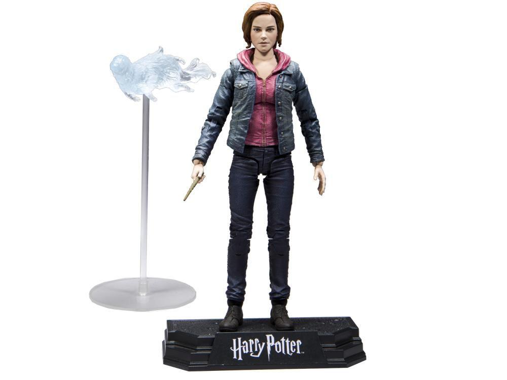 PRÉ VENDA: Action Figure Hermione Granger: Harry Potter e as Relíquias da Morte (Deathly Hallows) (Boneco Colecionável) - McFarlane