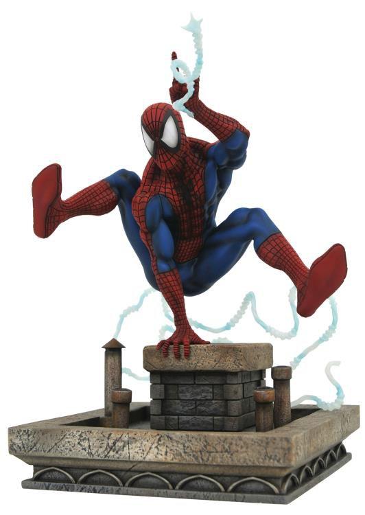 Action Figure Homem-Aranha (Spider-Man): Marvel Gallery (By McFarlane) Boneco Colecionável - Diamond Select (Apenas Venda Online)