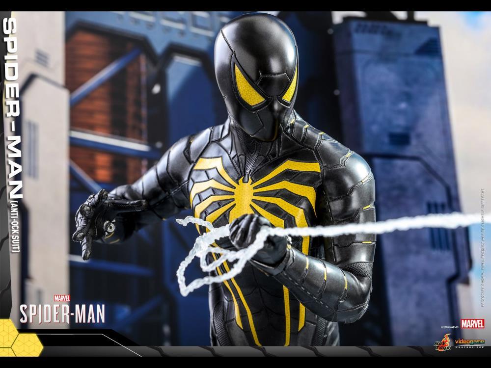 PRÉ VENDA: Action Figure Homem Aranha (Spider Man) (VGM45) (Anti-Ock Suit) (Escala 1/6)