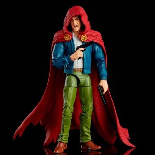 PRÉ VENDA: Action Figure Hood O Capuz Super Villains Super Vilões Biuld A Figure Xemnu Marvel Legends Series - Hasbro