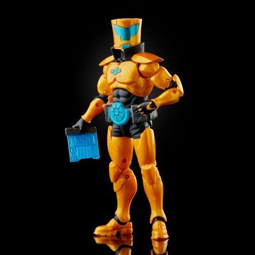 PRÉ VENDA: Action Figure I.M.A Cientista Supremo Super Vilões Biuld A Figure Xemnu Marvel Legends Series - Hasbro