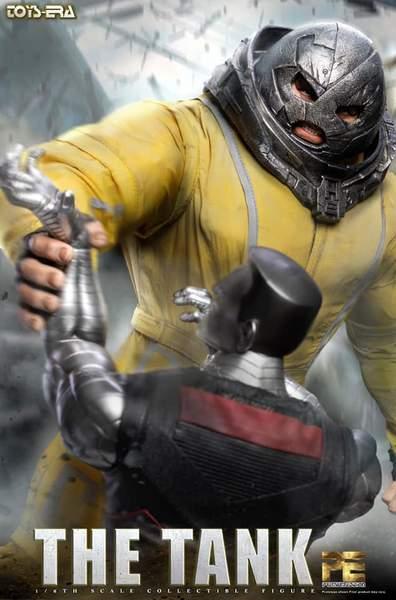PRÉ VENDA: Action Figure Juggernaut: Deadpool 2 (Boneco Colecionável) Escala 1/6 - Toys Era