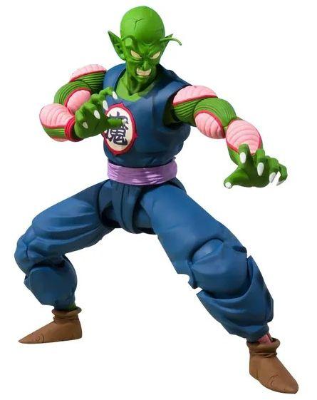 Action Figure King Piccolo: Dragon Ball (S.H.Figuarts) Boneco Colecionável - Bandai