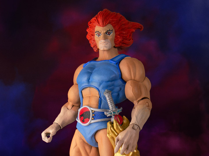 PRÉ VENDA: Action Figure Lion-O: ThunderCats Ultimates (Ver. 2) - Super7