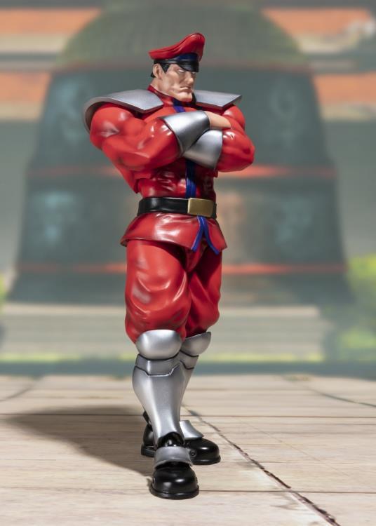 PRÉ VENDA: Action Figure M.Bison: Street Fighter (S.H.Figuarts) Boneco Colecionável - Bandai