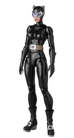 PRÉ VENDA: Action Figure Mulher-Gato (Catwoman) Hush (MAFEX Collectible) Boneco Colecionável (DC Comics) - Medicom