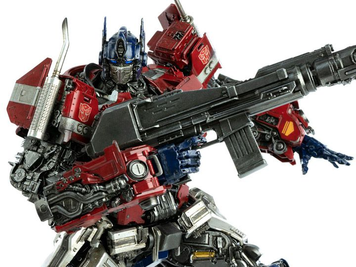 PRÉ VENDA: Action Figure Optimus Prime: Transformers (Bumblebee) DLX Scale - Boneco Colecionável - ThreeA