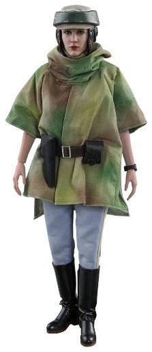 PRÉ VENDA: Action Figure Princesa Leia (Princess Leia): Star Wars O Retorno de Jedi (Return of the Jedi) MMS549 Escala 1/6 (Boneco Colecionável) - Hot Toys