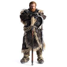 PRÉ-VENDA: Action Figure Tormund Giantsbane : Game of Thrones - Threezero