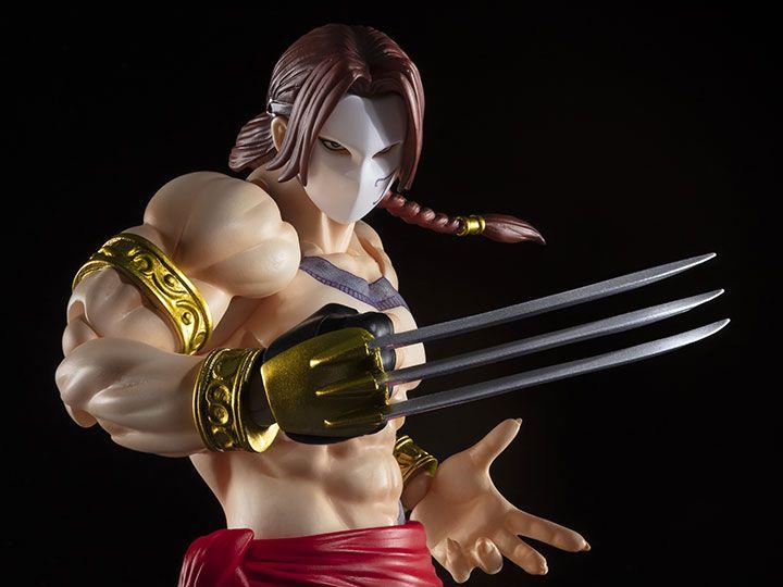 Action Figure Vega: Street Fighter (S.H.Figuarts) - Boneco Colecionável - Bandai