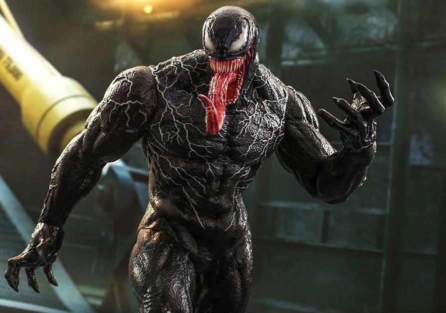 Pré Venda: Action Figure Venom: Venom MMS590 Escala 1/6 - Hot Toys
