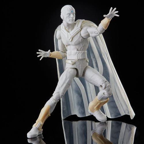 PRÉ VENDA: Action Figure Visão Branco Biuld A Figure Falcão Disney Plus Marvel Legends Series - Hasbro