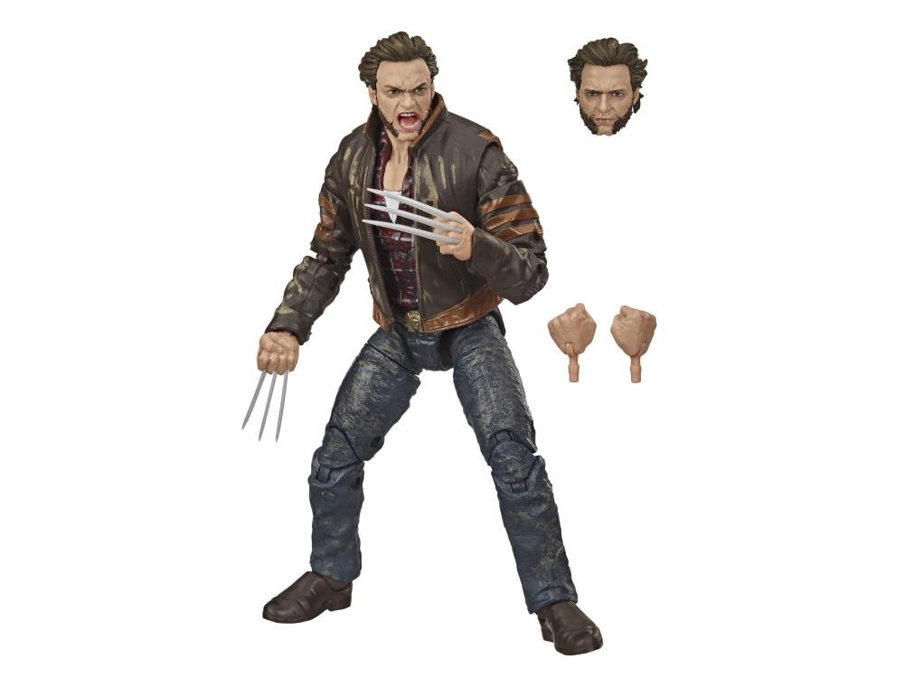 Action Figure Wolverine: X-Men (2000) (20th Anniversary) (Marvel Legends) E9283 - Hasbro
