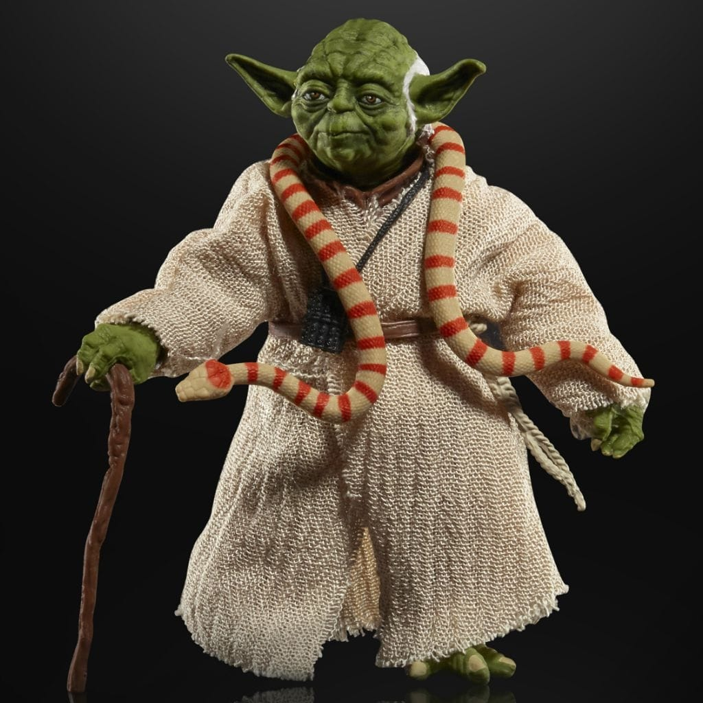 Action Figure Yoda: Star Wars (Black Series Archive) - Boneco Colecionável - Hasbro Inc