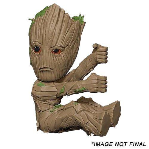 PRÉ VENDA: Agarradinho: Groot: Vingadores Guerra Infinita (Avengers 3 Infinity War) - Neca