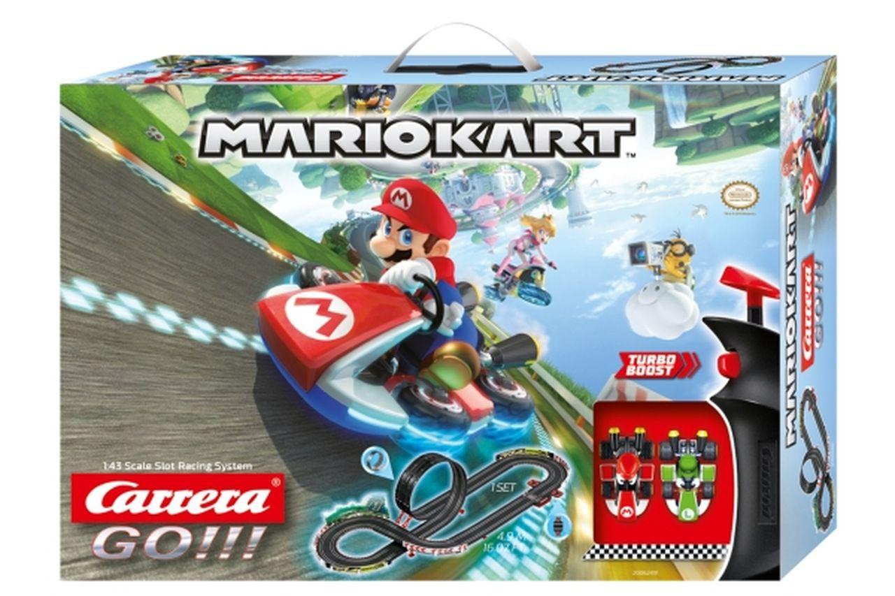 Autorama Mario Kart: Mario Kart (4,9 Metros) - Carrera
