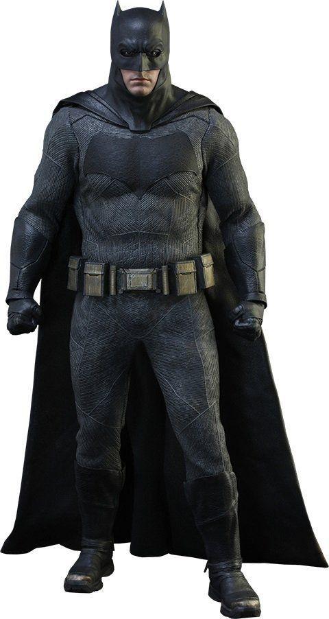 Batman Vs Superman: Dawn of Justice Batman Escala 1/6 - Hot Toys