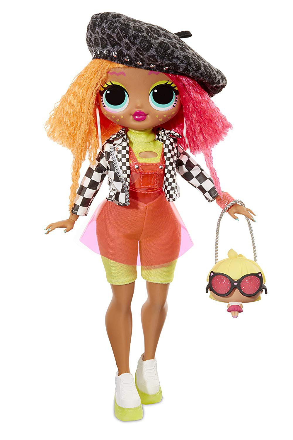 Boneca Neonlicious (Fashion Doll): LOL Surprise! O.M.G. (20 Surpresas)