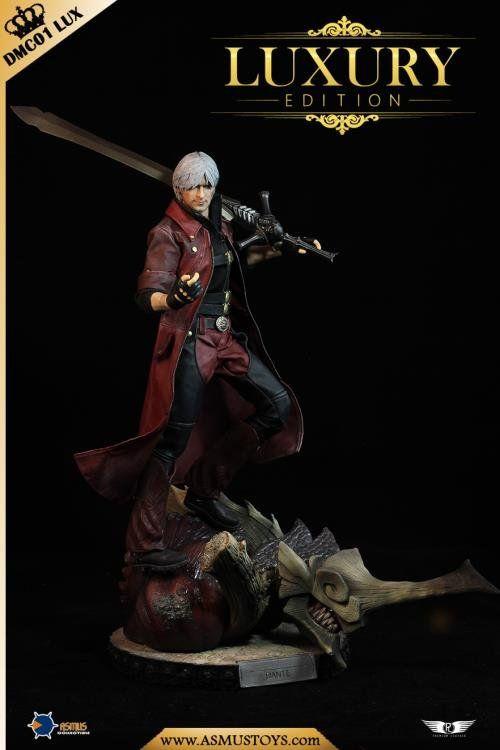 PRÉ VENDA: Boneco Dante: Devil May Cry (Luxury Edition) 1/6 - Asmus Toys