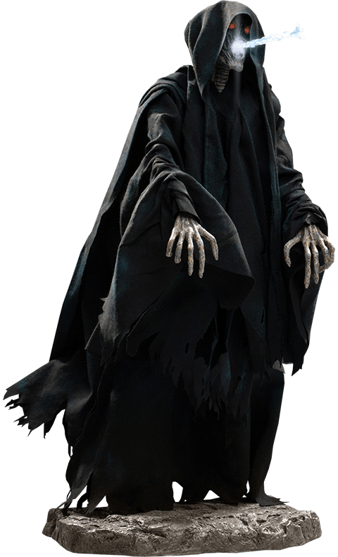 PRÉ VENDA: Boneco Dementador (Dementor): Harry Potter e o Prisioneiro de Azkaban (Deluxe) (Escala 1/6) - Star Ace