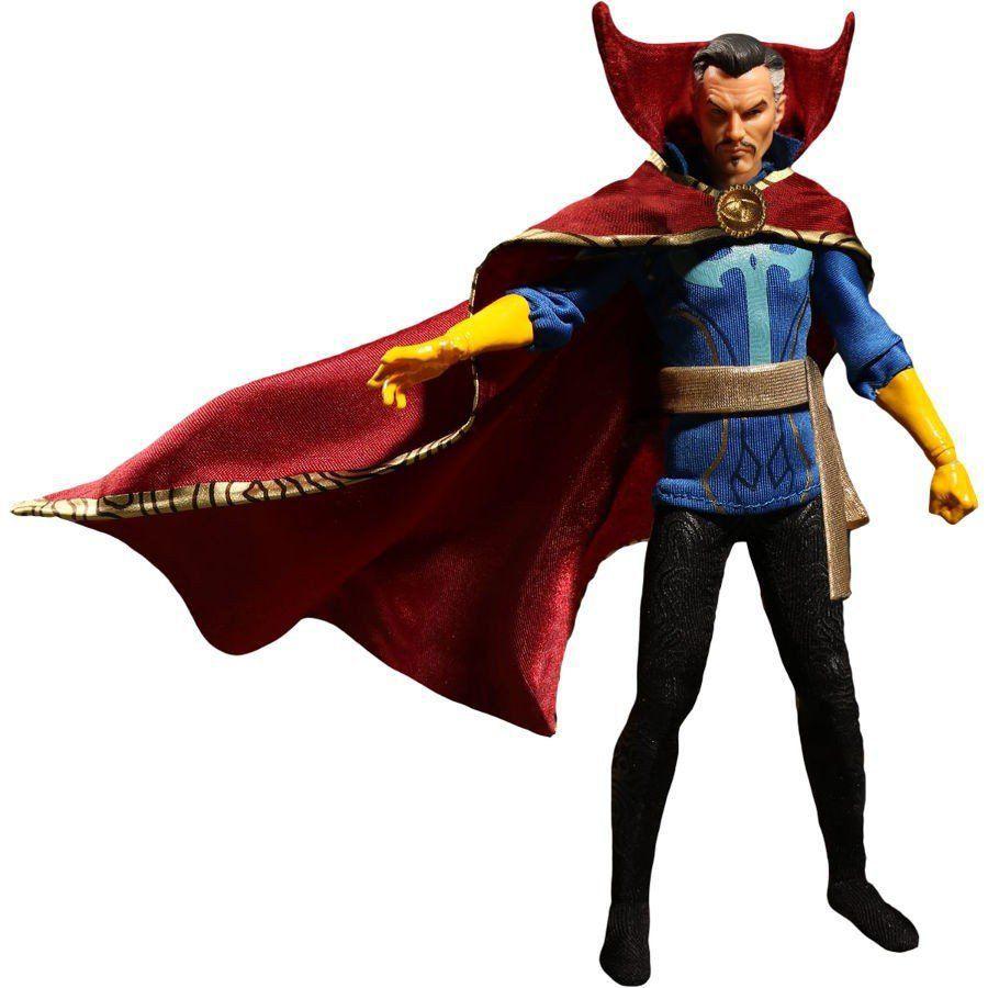 PRÉ VENDA: Boneco Doutor Estranho (Doctor Strange): Marvel One:12 Collective Escala 1/12 - Mezco