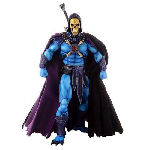 Boneco Esqueleto (Skeletor): He-Man (Masters Of The Universe) Escala 1/6 - Mondo Collectible (Apenas Venda Online)