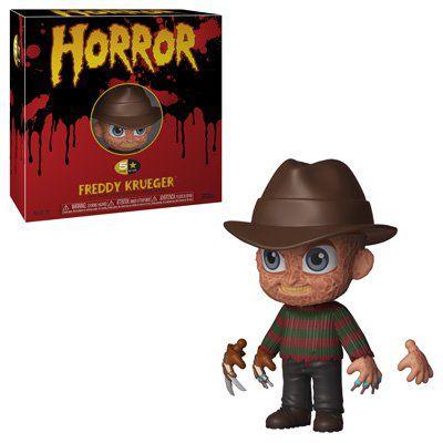 PRÉ VENDA: Boneco Freddy Krueger: A Hora do Pesadelo (A Nightmare on Elm Street) (5 Star) - Funko