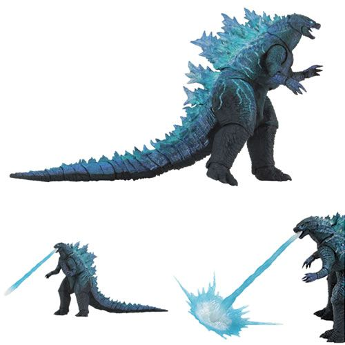 "PRÉ VENDA Action Figure Godzilla 7"": Godzilla II: Rei dos Monstros (King Of The Monsters 2019) Boneco Colecionável - Neca"