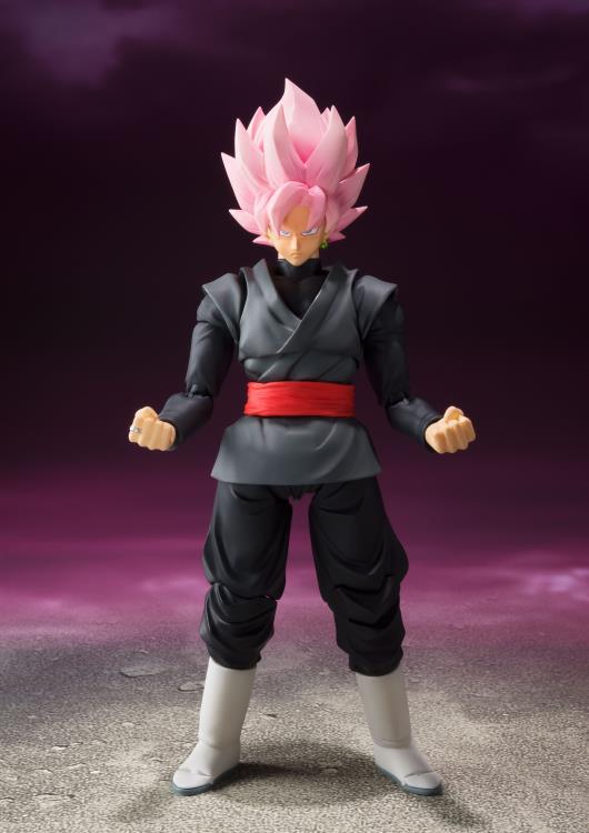 Boneco Goku Black: Dragon Ball Super S.H.Figuarts - Bandai