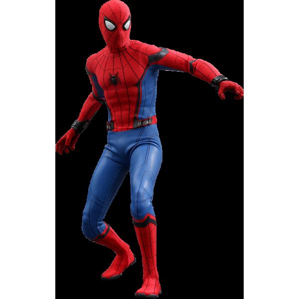 PRÉ VENDA: Boneco Homem-Aranha (Spider-Man): Homem-Aranha De Volta ao Lar (Spider-Man Homecoming) Movie Masterpiece Escala 1/6 - Hot Toys