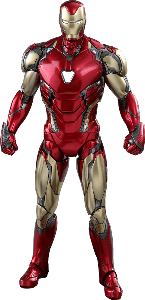 PRÉ VENDA Action Figure Homem de Ferro (Iron Man) Mark LXXXV: Vingadores Ultimato (Avengers Endgame) (MMS528 D30) Escala 1/6  - Hot Toys